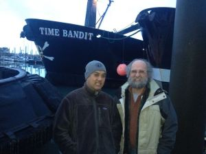 rumrill and i time bandit